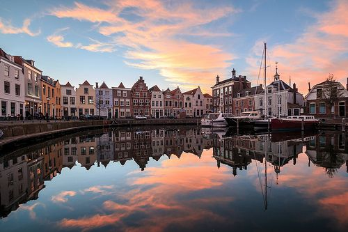 Goes, inner harbour, the Netherlands | Flickr - Photo Sharing!