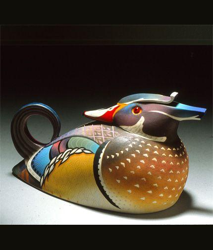 Annette Corcoran - Wood Duck