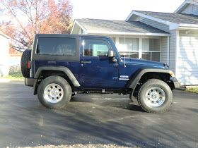 33 S On Jeep Jk With Lift And Without Lift With Images Jeep Jk Jeep Wrangler Jeep Wrangler Jk