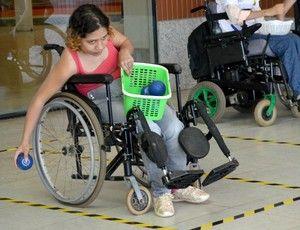 Curso de arbitragem de bocha paralímpica  em RO reúne 17 pessoas +http://brml.co/1BSEu2X