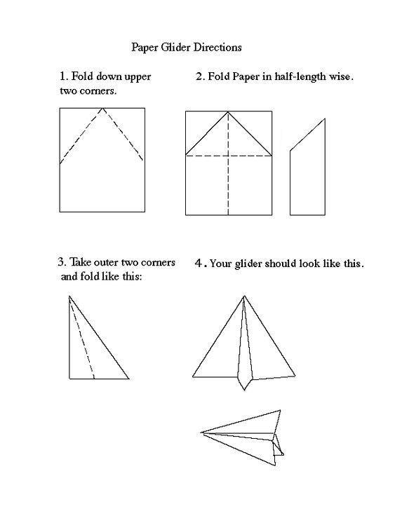 paper airplane templates for distance - pinterest the world s catalog of ideas