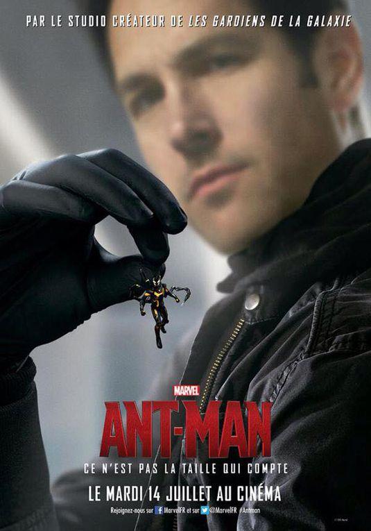 Homem-Formiga. #AntMan #poster #Marvel