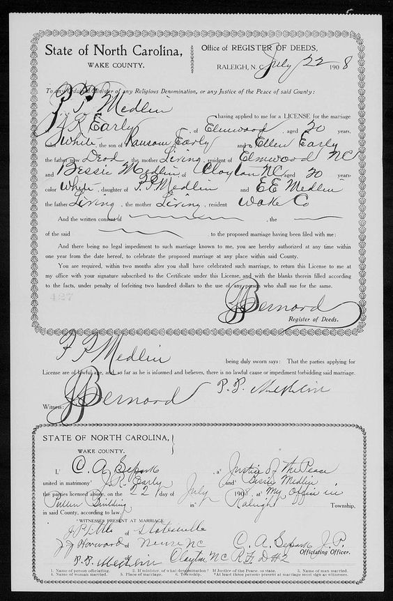We've all run into the problem of conflicting information. Family lore may tell you a certain ancestor was born in 1850 in Kansas. But information on a 1900 census has a different birth date. Finally, there's an obituary with a totally different year and place of birth. What a mess! So what do you b...