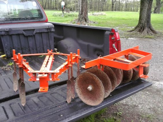 Brinly Cultivator And Single Gang Disc Mytractorforum Com The Friendliest Tractor Forum And B Garden Tractor Attachments Tractor Attachments Garden Tractor