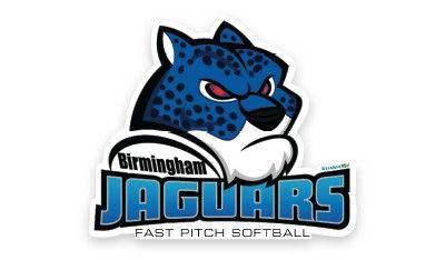 Birmingham Jaguars #WallGraphics #Logo #SchoolLogo #Design #RestickableSticker #SchoolSports #School #CarGraphics