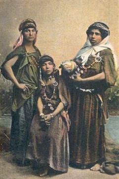 Africa: Berber women, Morocco, ca 1910