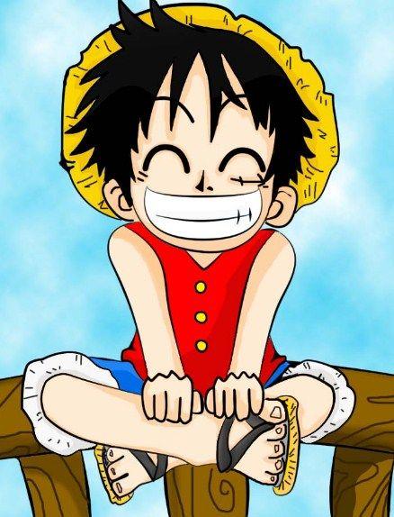 Download Koleksi Dp Bbm One Piece Keren Dan Lucu 2018 Dp
