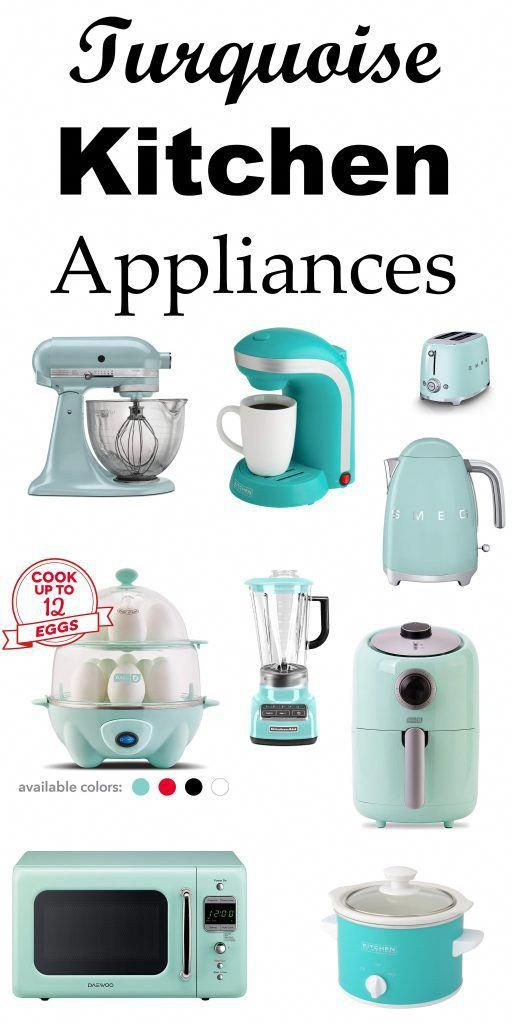 Turquoise Kitchen Appliances Looking For Turquoise Kitchen Appliances Look No Further Thi Kitchen Appliances Turquoise Kitchen Appliances Turquoise Kitchen