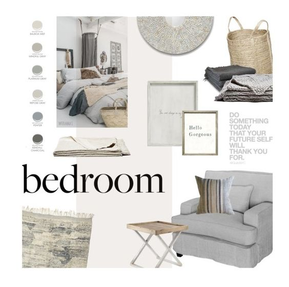 """""""All Seasons Bedroom"""" by magdafunk ❤ liked on Polyvore"""