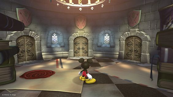 Castle Of Illusion Now Backwards Compatible On The Xbox One