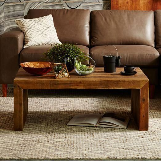 Emmerson Reclaimed Wood Coffee Table Stone Gray In 2020 Coffee Table Wood Reclaimed Wood Coffee Table Wood Coffee Table Living Room
