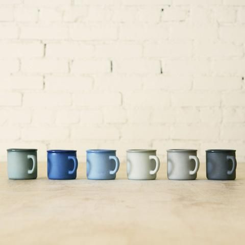 Atelier Dion Colored Clay Mugs back in stock! - General Store
