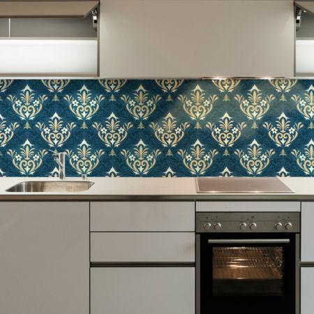 KIT Adesivos de Azulejos Elegant Blue