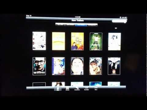 Vudu iPad Review - Vudu Rules.