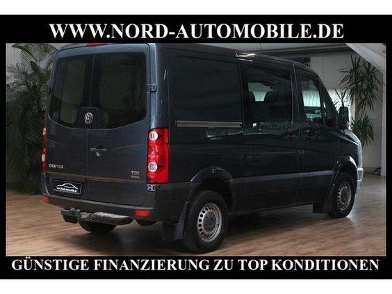 Volkswagen Crafter Transporter Gebrauchtwagen in Rastede/ Wahnbek für € 12.900,-