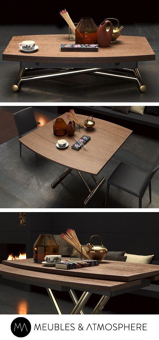 Table Basse Relevable Vintage Baril Meubles Et Atmosphere Table Basse Relevable Table Basse Table Baril