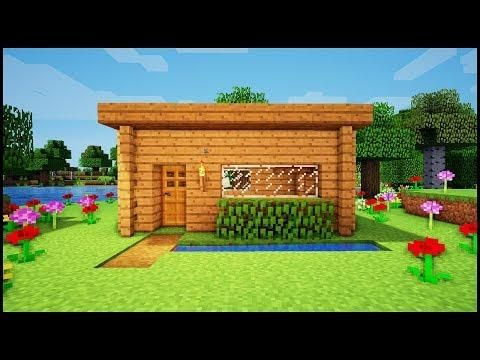 Minecraft How To Build The Best Starter House For Beginners