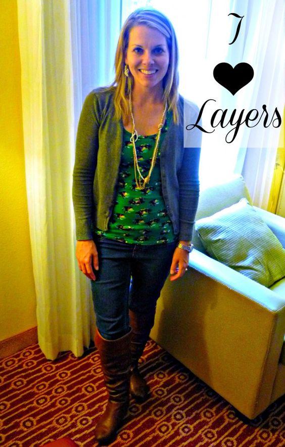 I heart layers!