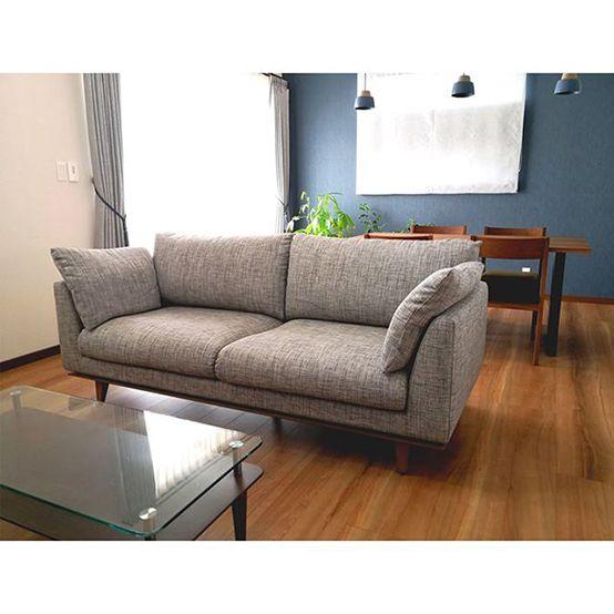 Living With A Sofa おしゃれまとめの人気アイデア Pinterest ソファ専門店 Noyes 模様替え 装飾のアイデア ソファ