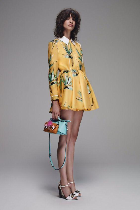 Yellow dress !  #summer #outfit #beauty #fashion
