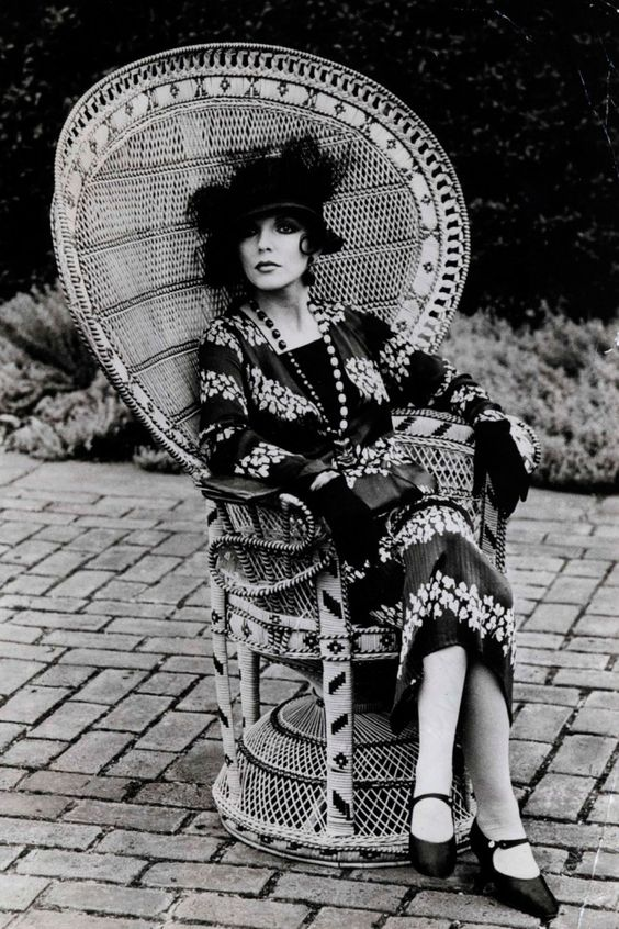 The Joan Collins Quotes We Wish We'd Said Ourselves   Marie Claire