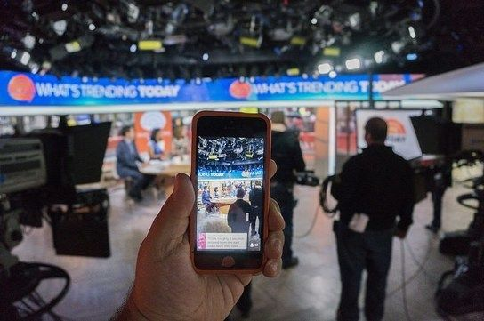 #Webjournalisme: Periscope prend (enfin) son envol sur Twitter