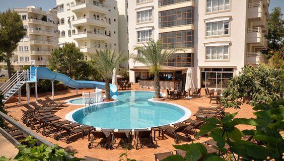 Hotel Bella Bravo i Tyrkiet. Se mere på www.bravotours.dk @Bravo Tours #BravoTours #Travel