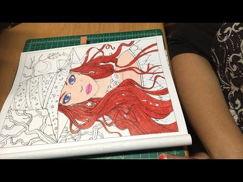Livestream Coloring With Grace In Colouring Heaven Halloween Special Youtube