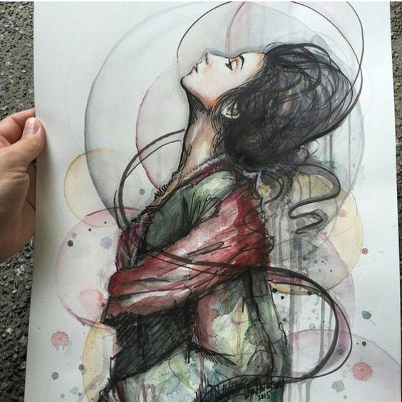 By @olechkadesign ! Kik us for sfs at:Art.magazine #artmagazine