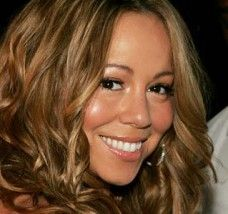 Mariah Carey...Grew up in one of thee poorest neighborhoods in Long Island in near poverty. She moved to NYC and took several part time jobs. She meet a Columbia Record Exec at a party she was invited to. she used her soulful voice to talk him into checking out her music.