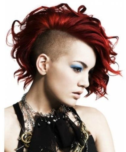 Awesome Hawks Punk And Alternative Hairstyles On Pinterest Short Hairstyles For Black Women Fulllsitofus
