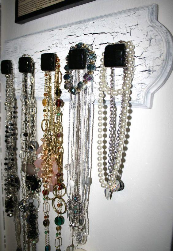 Pinterest the world s catalog of ideas for Hobby lobby jewelry holder