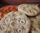 Mini-Focaccias+mit+Sauerteig+in+vier+Varianten+{Sauerteig-Projekt+#4}+-+Ein+Beitrag+zum+World+Bread+Day