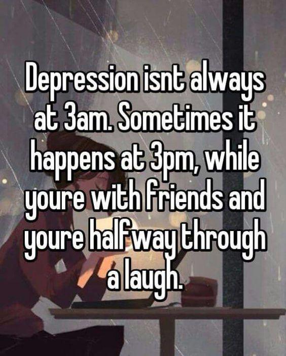 Hidden Suicidal Quotes: DEPRESSION QUOTES