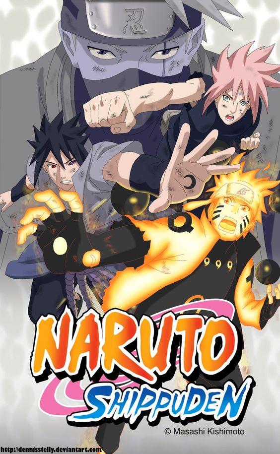 Naruto Shippuden - Team 7 Last Battle by DennisStelly on DeviantArt: