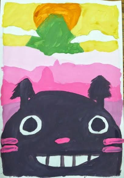 Third through Fifth: My Neighbor Totoro