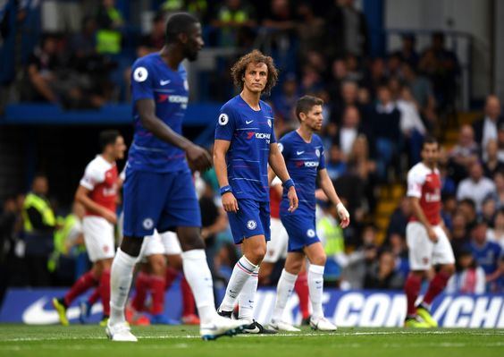Chelsea is struggling with its Offense
