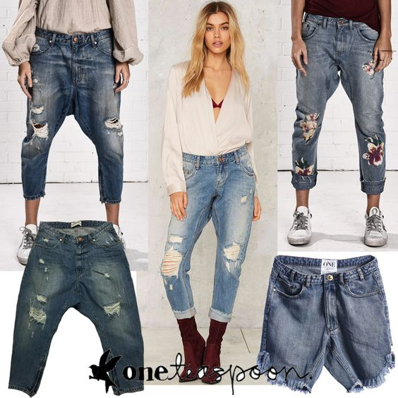 Magnificent items for #SS16 #NicciSummer16 #OneTeaspoon #jeans