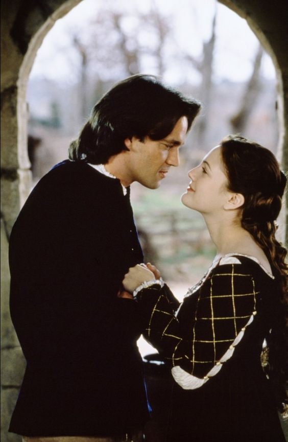 Ever After Dougray Scott and Drew Barrymore