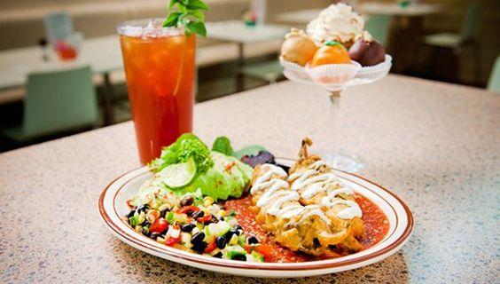 Pan-Handlers Café in Amarillo