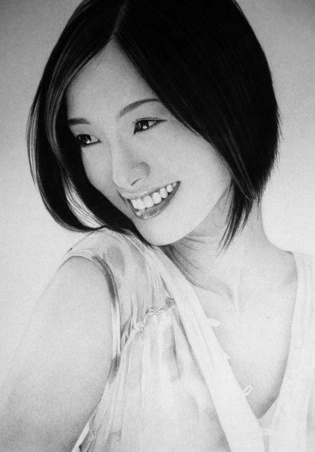 Os impressionantes retratos hiper-realistas a lápis por Ken Lee