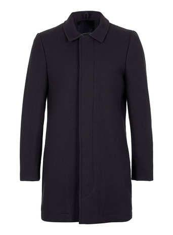 Selected Homme Trench Coat - Wool Coats - Men's Coats & Jackets  - Clothing