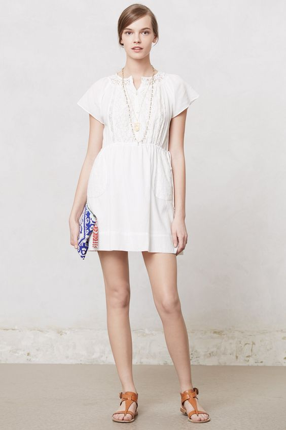 Day Away Dress - Anthropologie.com
