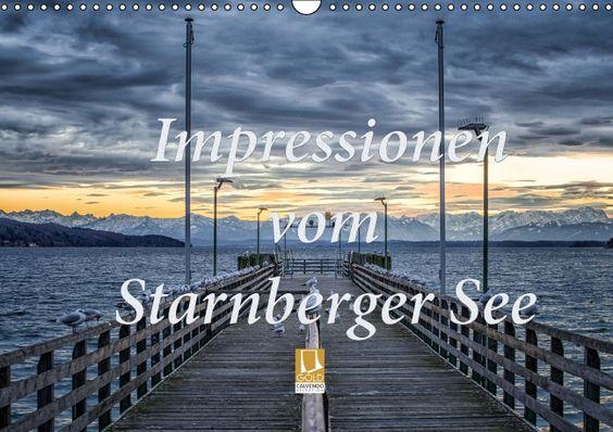 Impressionen vom Starnberger See - CALVENDO Kalender von Thomas Marufke