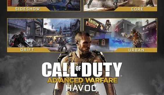 Havoc, el primer DLC de Call of Duty Advanced Warfare