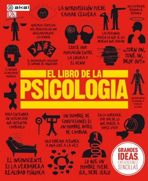 """""""El libro de la psicología"""" El libro de la psicología ofrece concisas explicaciones que desbrozan la jerga académica, esquemas que hacen sencillas las teorías más complejas, citas memorables y una serie de ingeniosas ilustraciones que juegan con nuestras percepciones y creencias. Tanto el neófito como el estudiante o el experto aficionado hallarán en este libro material con el que estimular su mente."""