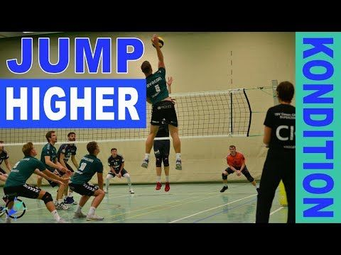 Jump Exercises Training For Volleyball Players Youtube Coaching Volleyball Volleyball Volleyball Players