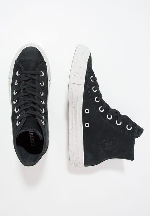 Chaussures Converse CHUCK TAYLOR ALL STAR NUBUCK HI