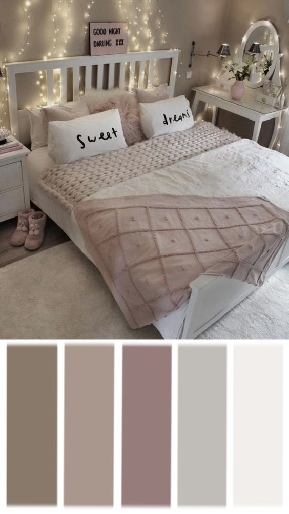 21 Cool Bedroom Color Schemes Ideas Plus Color Chart Ara Home Beautiful Bedroom Colors Best Bedroom Colors Bedroom Color Schemes