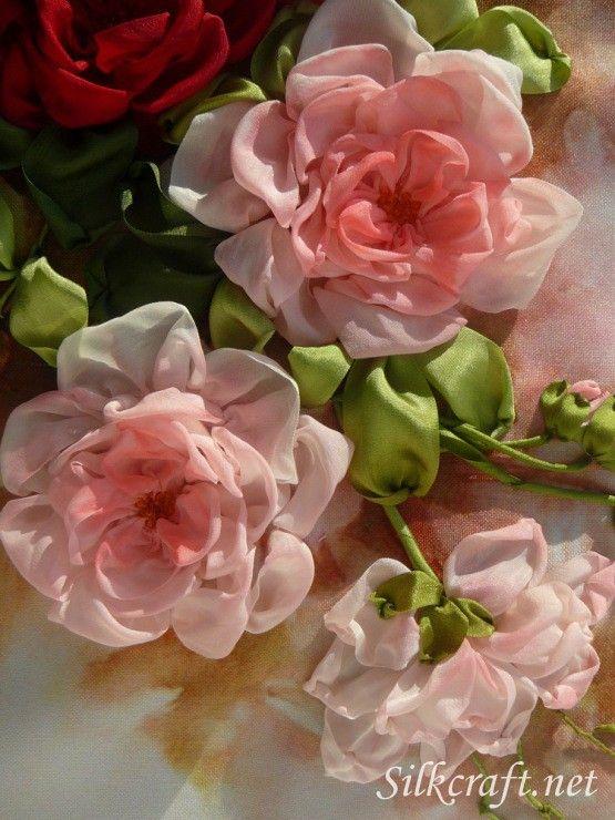 """Tutorial """"Rose"""" - Lyudmila é conhecida por suas belas rosas e está sempre disposto a compartilhar seus segredos, abaixo é um tutorial passo a passo sobre como criar """"sua assinatura"""" aumentou, o que pode ser facilmente seguido pelo link numérica ao lado da imagem abaixo:"""